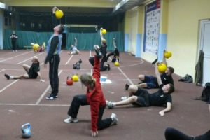 Krav Maga Saggita Tadeusz Dubicki Wrocław Jelenia G Wch Śca Kłodzko Seminarium KETTLEBELLS- Selfdefense-combat-fitness 24