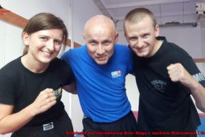 Akademia Obrony Saggita Tadeusz Dubicki, Krav Maga Wrocław, Wałbrzych, Świdnica, Szkolenie dla instruktorów KMG8