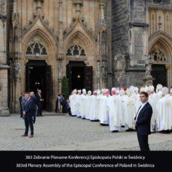 Ochrona Vip 383 Zebranie Plenarne Konferencji Episkopatu Polski w Świdnicy Akademia Obrony Saggita Tadeusz Dubicki Krav Maga Wrocław Wałbrzych Świdnica 2