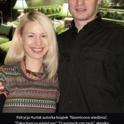 Ochrona Vip Patrycja Hurlak, autorka książek, aktorka Akademia Obrony Saggita Tadeusz Dubicki Krav Maga Wrocław Wałbrzych Świdnica