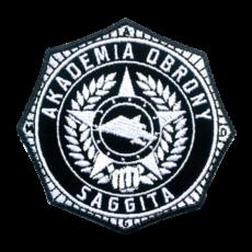 Badge-Akademii-Obrony-Saggita