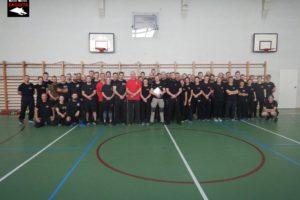 Egzaminy Krav Maga Saggita Wrocław Wałbrzcyh Świdnica 29.06.201920