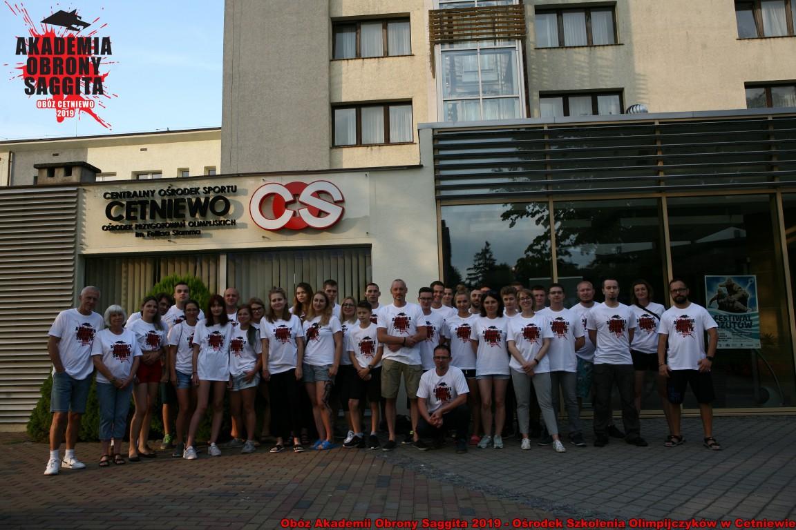 Obóz Akademia Obrony Saggita 2019 Ośrodek Szkolenia Olimpijczyków Cetniewo Krav Maga Wrocław Wałbrzych Świdnica859